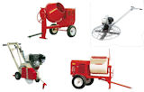 Concrete Equipment Rentals in Xenia OH