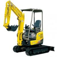 Where to find TRACKHOE 017, YANMAR in Xenia