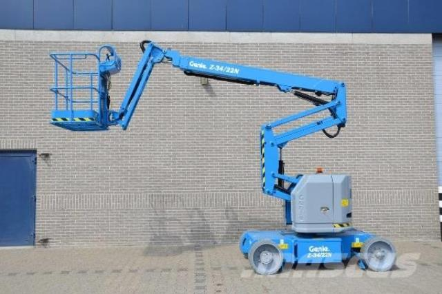 Where to find GENIE ARTICULATING BOOM 34 22 in Xenia