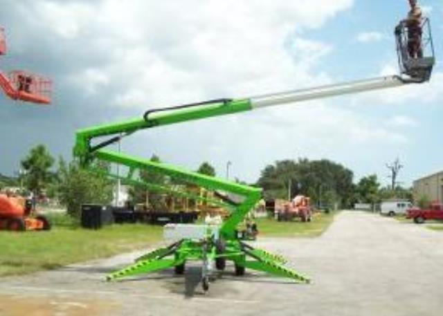 Where to find TOWABLE BOOM NIFTY LIFT 50 FT in Xenia