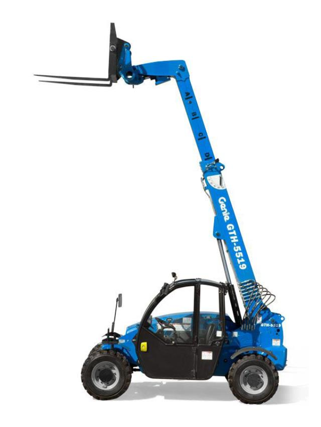 Where to find GENIE TELEHANDLER 19 FT in Xenia