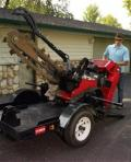 Where to rent TORO TRENCHER TRAILER in Xenia OH