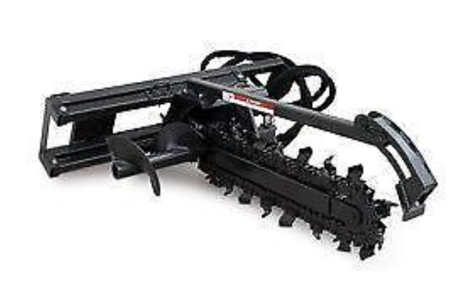 Where to find BOBCAT TRENCHER 4 FT X 6 IN WIDE in Xenia