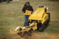 Where to rent SC40TX STUMP GRINDER in Xenia OH