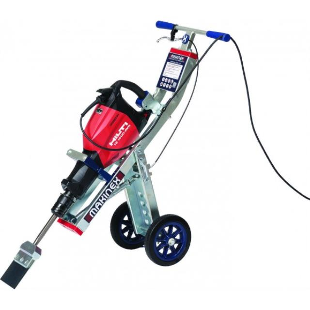 Where to find HILTI FLOOR HAMMER TROLLEY in Xenia