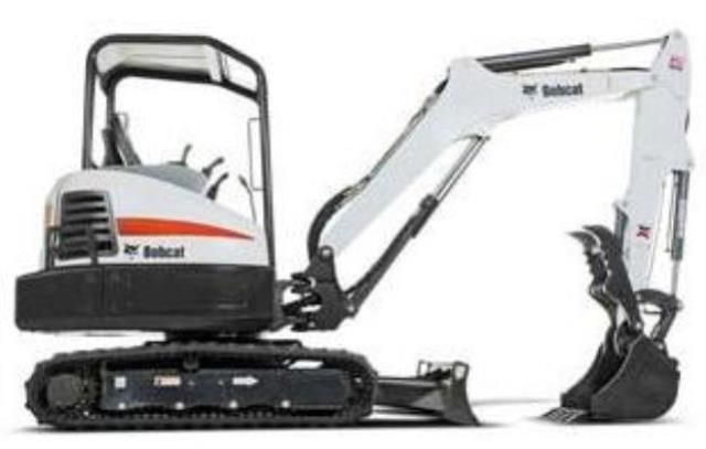 Where to find Bobcat E35 Trachoe in Xenia