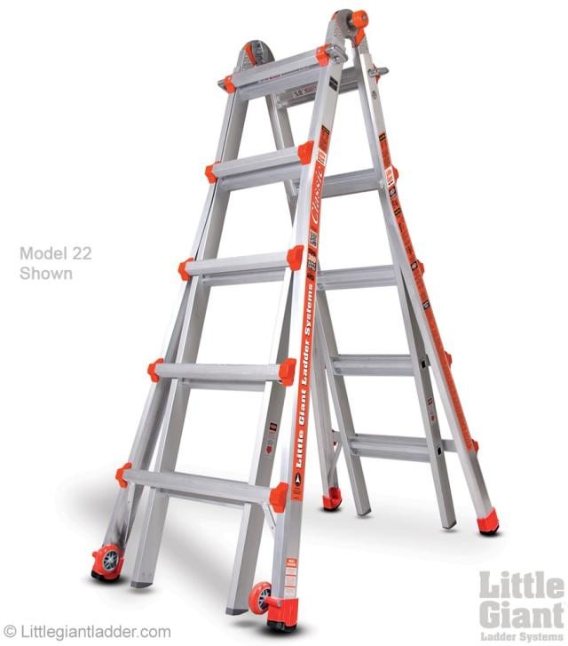 Where to find Ladder, 22  Little Giant in Xenia
