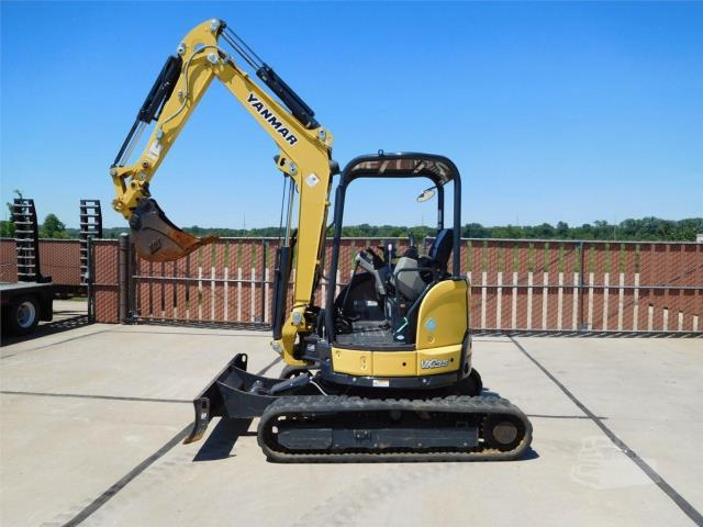 Where to find Trackhoe 035, Yanmar in Xenia