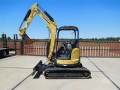 Where to rent Trackhoe 035, Yanmar in Xenia OH